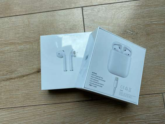 Airpods 2nd generación wired charging original