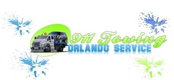 911 towing orlando service