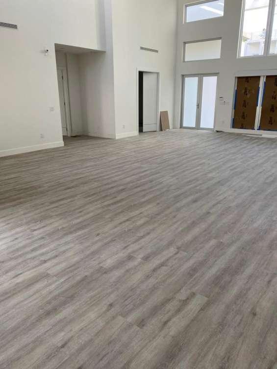 Spc vinyl waterproof flooring
