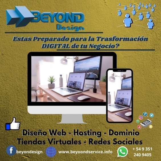 Diseños digitales - web site