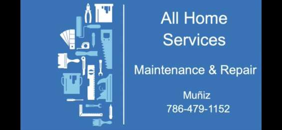 Afford home services corp
