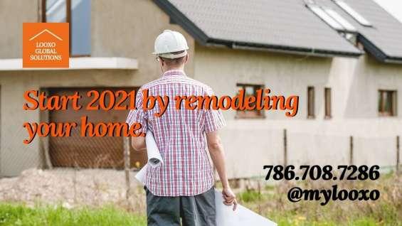 Pensando en remodelar tu propiedad ?