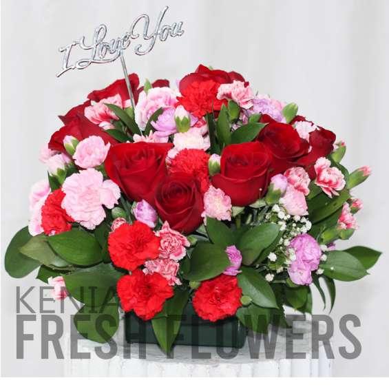 Fresh flowers shop