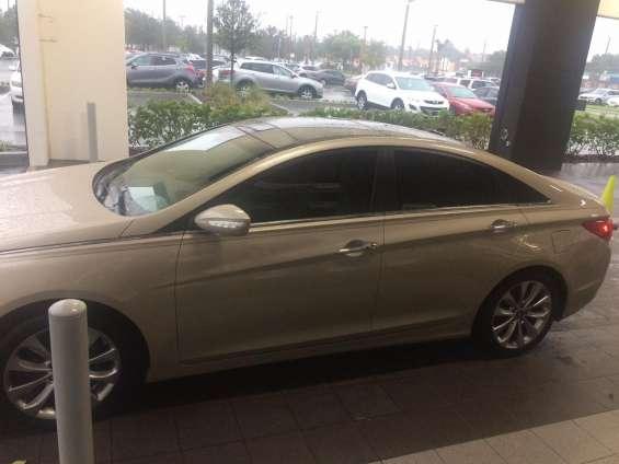 Hyundai sonata 2012 se 2.0t