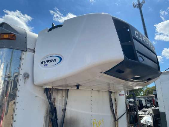 2013 carrier supra 650 for small reefer truck