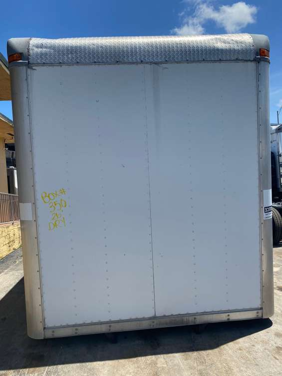 Stock 350 dry box for sale 26ft
