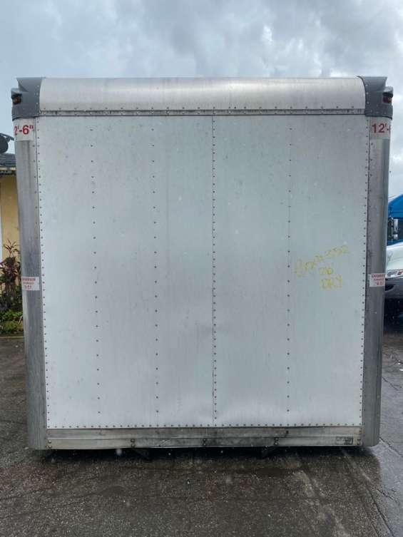 Year 2015 morgan 26ft dry box stock 352